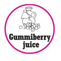 UNICREAM ¤ Gummiberry juice ¤ 120g